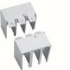 Клеммные крышки удлинённые, изолирующие h250 3P, для прямых полюсных наконечников
