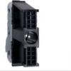 Принадлежность для наборных клемм Фиксатор боковой, пластиковый для клемм до 150мм2