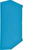 Принадлежность для наборных клемм Изолятор торцевой для KXA35N, синий