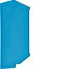 Принадлежность для наборных клемм Изолятор торцевой для KXA10N, KXA16N, синий