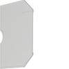 Принадлежность для наборных клемм Изолятор торцевой для KXA02LH,KXA04LH, серый
