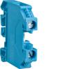 Клемма Наборная, винтовая, N, 0.5 - 6мм2, 800В/41A, проходная,синяя