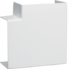 Плоский  угол  для кабельного канала 60х110мм, Hager LFF белый