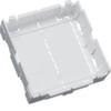 Монтажная коробка устройств 60х60мм для кабельного канала 60х110мм, Hager LFF белый