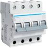 Автоматический выключатель 4Р, 6кА  С-6А, 4М