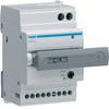 Модуль дистанционного управления 2 и 1P(1P/N) MCB (до 63А) c дифф блоком или без, и 2P RCCB или RCBO, c переключением от сигнала управления или автоматическим возвратом