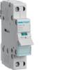 Выключатель нагрузки Hager - рубильник 16A, 1-пол., 1 модуль, 230-400В