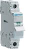Выключатель нагрузки Hager - рубильник 80A, 1-пол., 1 модуль, 230-400В