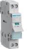 Выключатель нагрузки Hager - рубильник 16A, 2-пол., 1 модуль, 230-400В