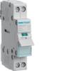 Выключатель нагрузки Hager - рубильник 25A, 2-пол., 1 модуль, 230-400В
