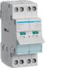 Выключатель нагрузки Hager - рубильник 16A, 4 полюса, 2 модуля, 230-400В