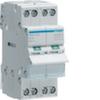 Выключатель нагрузки Hager - рубильник 32A, 4-пол., 2 модуля, 230-400В