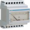 Амперметр аналоговый через преобразователь 0-100А