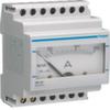 Амперметр аналоговый через преобразователь 0-150А