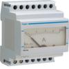 Амперметр аналоговый через преобразователь 0-250А