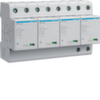 Комбинированный разрядник защиты от перенапряжения класс В, 100kA TNS