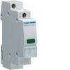 Светодиодный индикатор c зеленым фильтром, 12-48В AC/DC,1 М